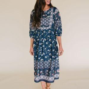Wren & Ivory Dress